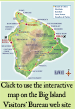 Click to view an interactive map from the Big Island Visitors' Bureau